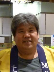 代表取締役 浜町 文也氏